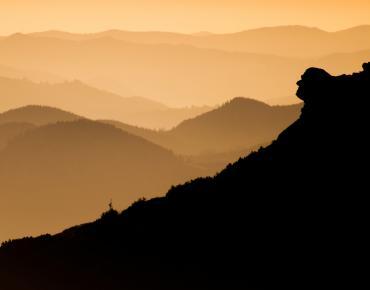 Гринявські гори - обличчя