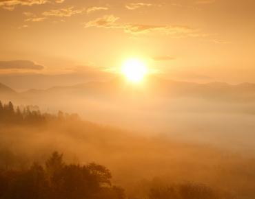 Шпалери на робочий стіл - Схід сонця